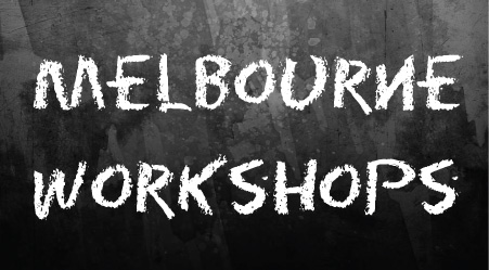 Melbourne Workshops