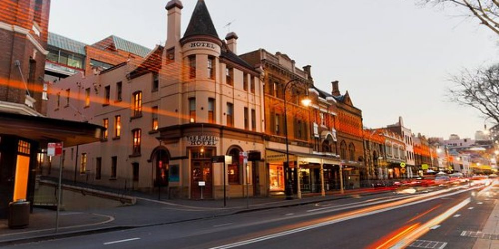 The Russell Hotel (The Rocks)