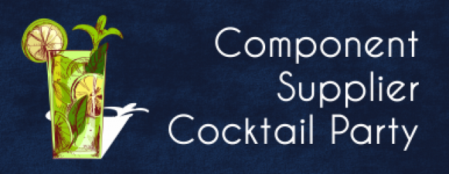 Component Supplier Cocktail Party